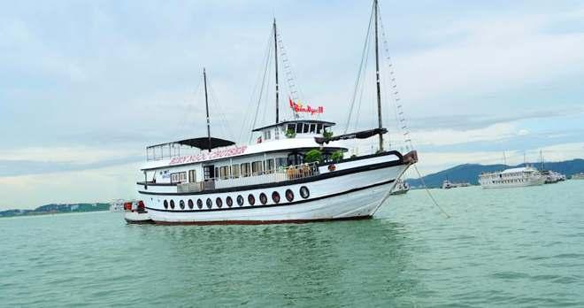 Du thuyền Seawind Hạ Long 3 sao