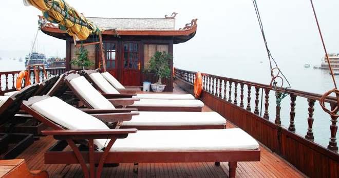 Du thuyền DuGong Sail Hạ Long 2 Sao