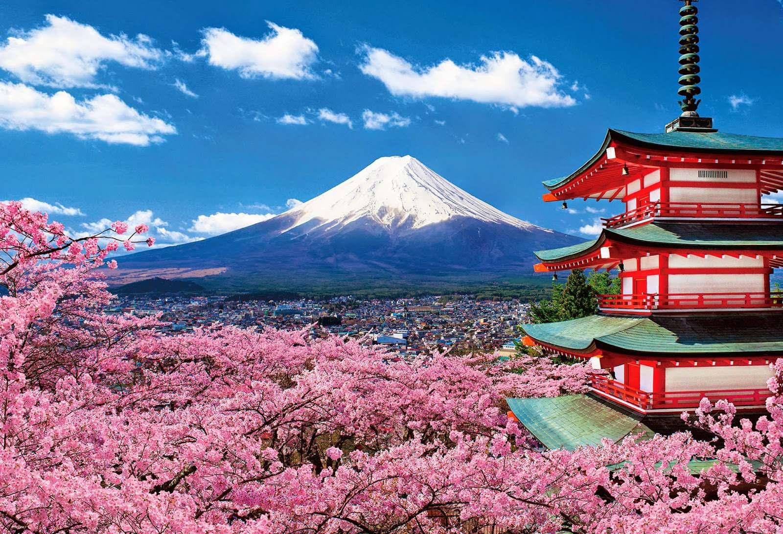 Du lịch Nhật Bản Tết Dương lịch 2016: Tokyo - Hakone - Núi Phú Sĩ 5 ngày 4 đêm