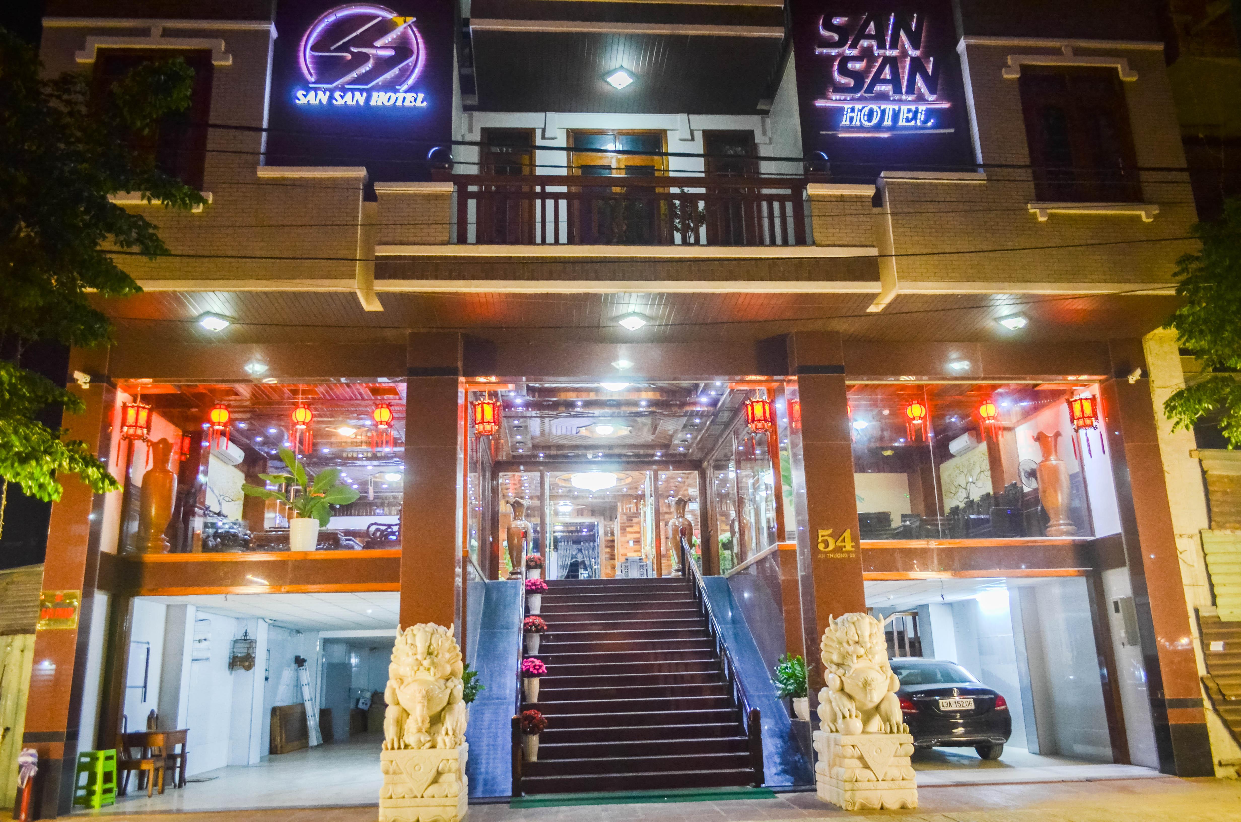 Khách Sạn San San Đà Nẵng