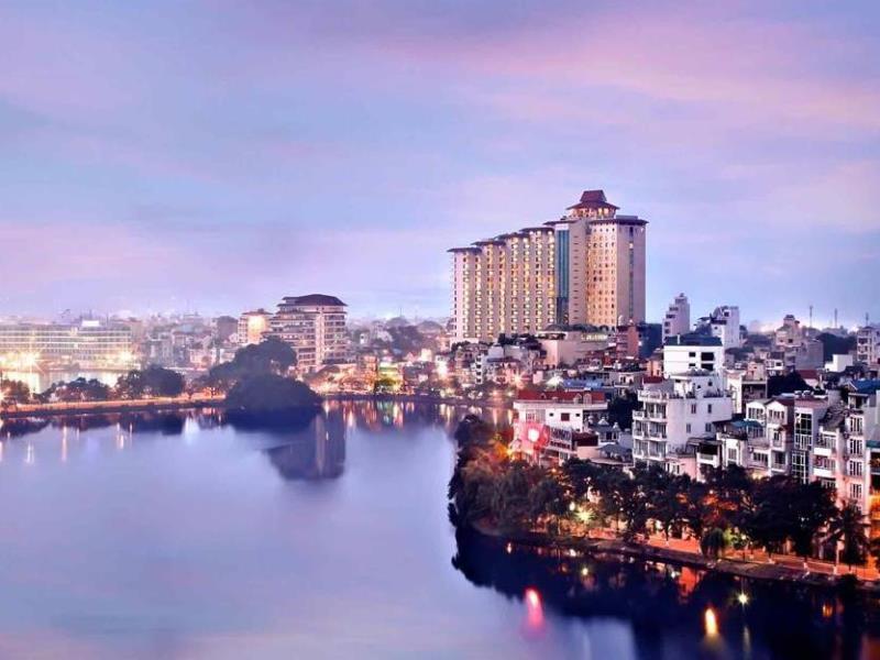Khách sạn Sofitel Plaz Hà Nôi