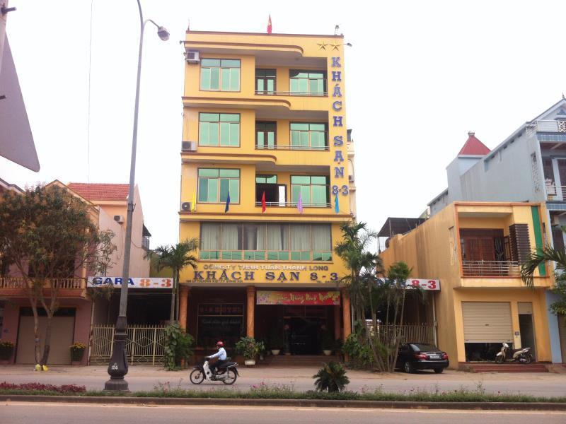 Khách sạn 8 - 3 Quảng Bình