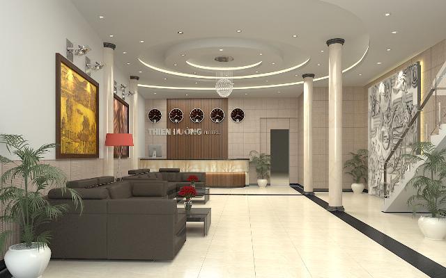 Khách Sạn Thiên Đường Huế