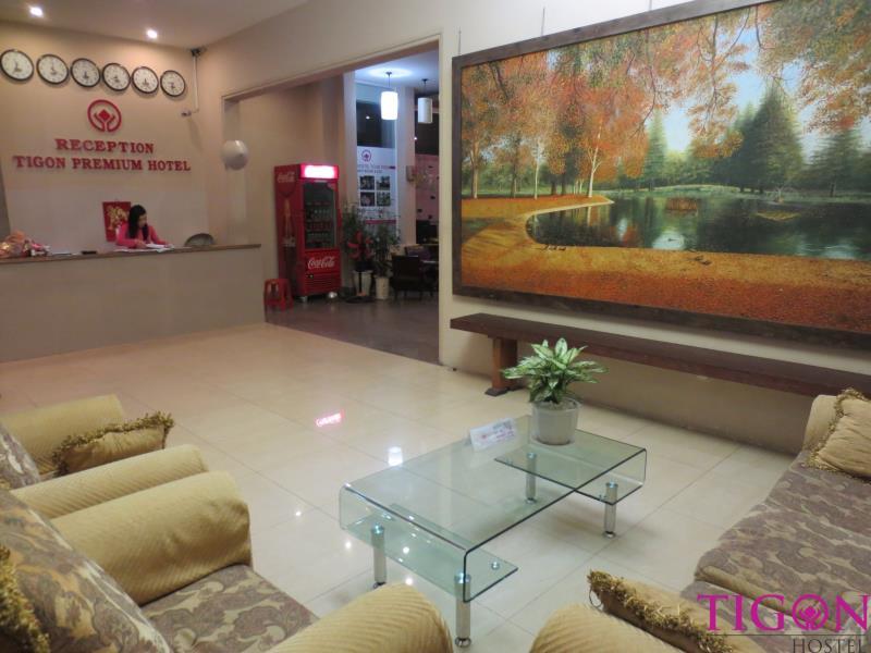 Khách Sạn Tigon Hostel Huế