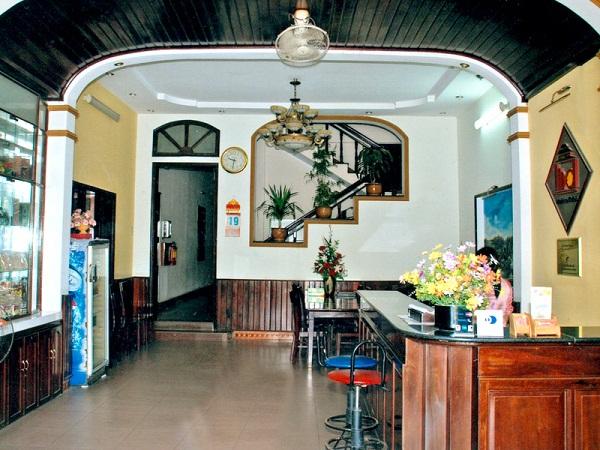 Khách Sạn Mai Đào Huế