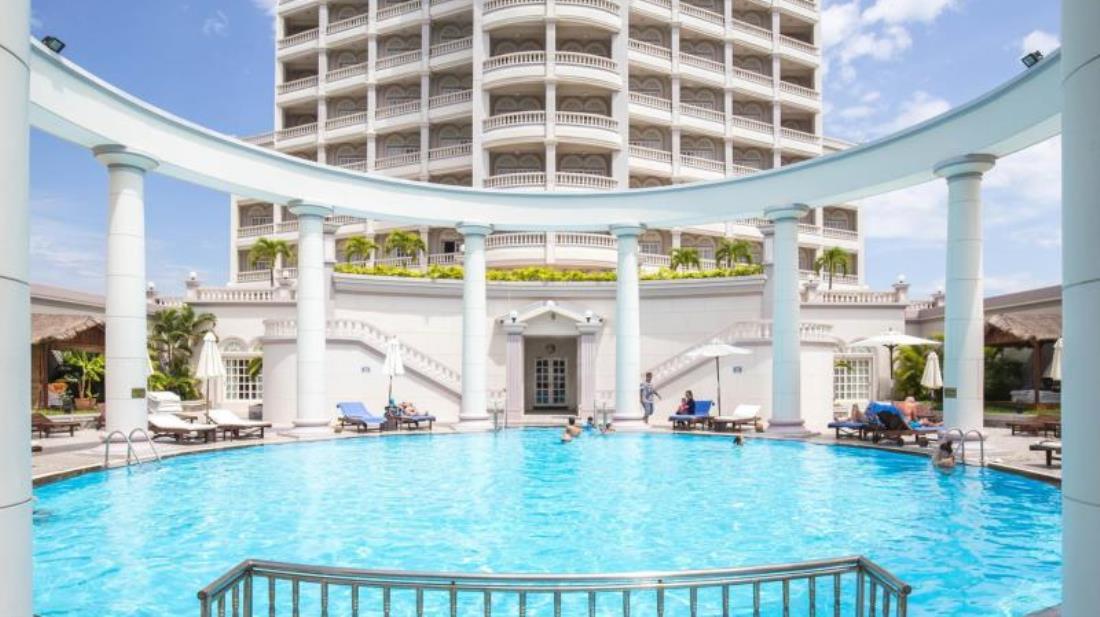 Sunrise Beach Nha Trang resort