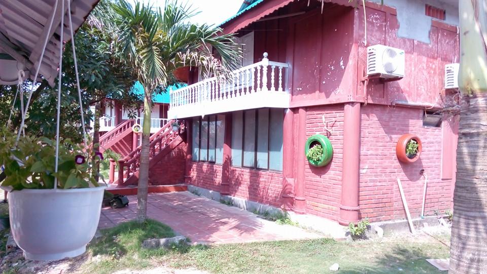 Vân Hải Xanh Resort Quan Lạn