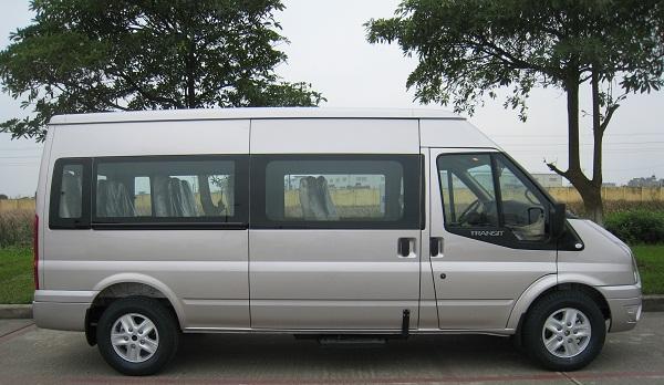 Cho thuê xe du lịch 16 chỗ