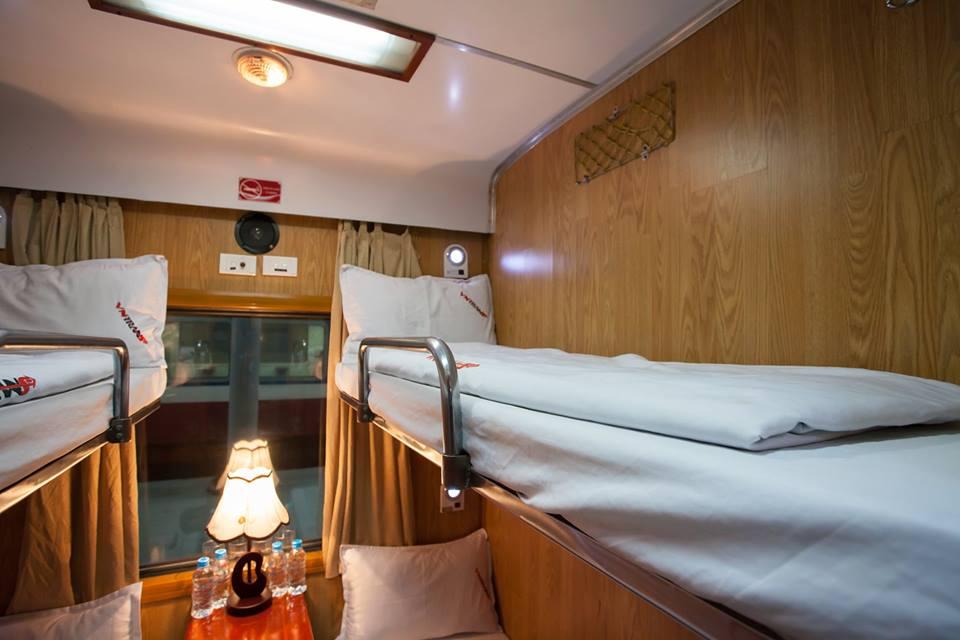Vé tàu sapa - Tàu du lịch Pumkin Sapa