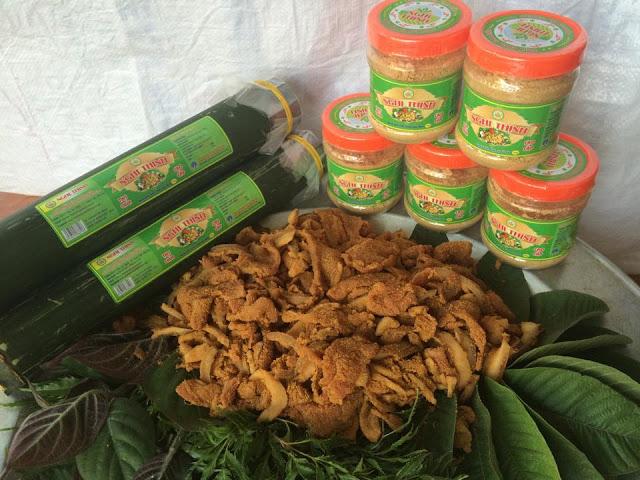 Đặc sản thịt chua Thanh sơn |Thịt chua Thanh Sơn