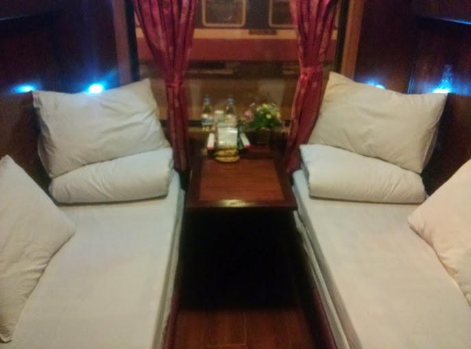 Vé tàu đi sapa - Orient Expres